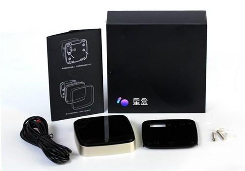 星盒智能温控器开箱图赏图片
