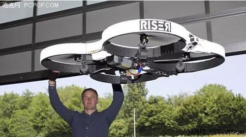 无人机对客机安全检查 明年有望实现