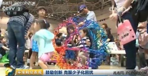 2015东京玩具展:孩子们玩无人机?