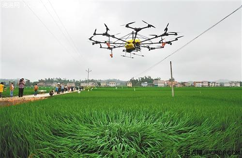 植保无人机替代传统方式尚需解决诸多问题