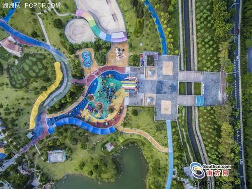 广州儿童公园数量之多