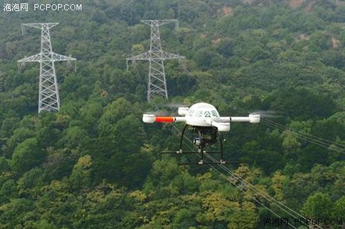 甘肃省首例无人机航拍图传系统并联成功