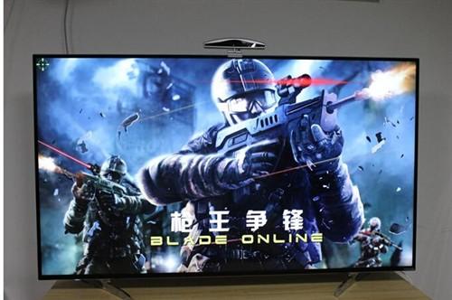 超级枪王杀入客厅 酷开TV新推出游戏体感枪_