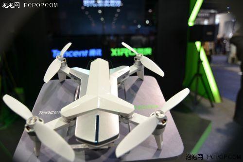 自拍神器?腾讯推无人机或触发百亿消费级市场