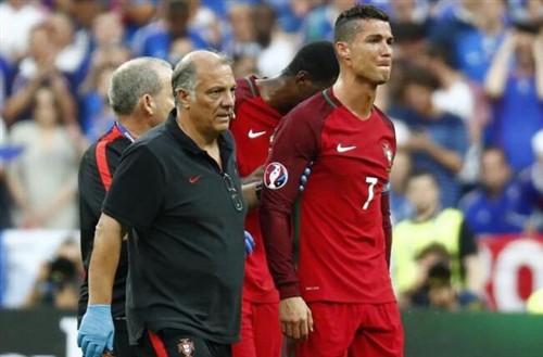 葡萄牙夺冠 欧洲赛场上C罗的身影最耀眼