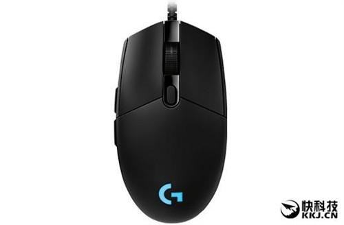 罗技发布G Pro游戏鼠标:2000万次点击寿命