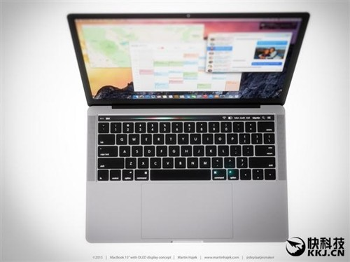 新一代MacBook Pro/Air:苹果杜绝触控屏