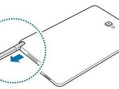 三星神秘10.1寸平板曝光:配S Pen手写笔