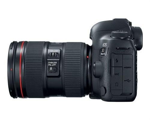 佳能发布EOS 5D Mark IV:双像素自动对焦