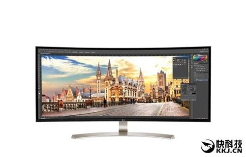 LG3款21:9超宽曲面屏显示器:38寸世界最大