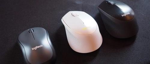 罗技推出静音办公无线鼠标新品