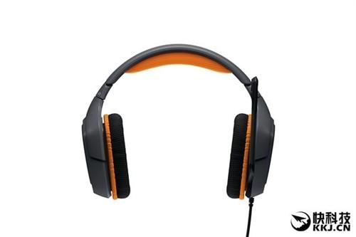 罗技新游戏系列键鼠耳机三件套:高性价!