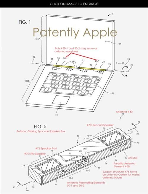 苹果新专利:MacBook将来会有LTE版吗?