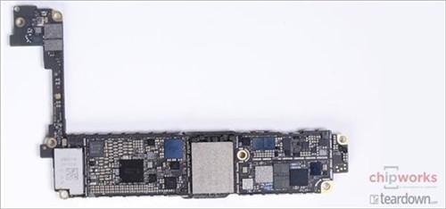 苹果A10处理器细节图:更小 更薄