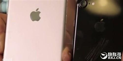 iPhone 7亮黑注意了!机身实测超不耐划