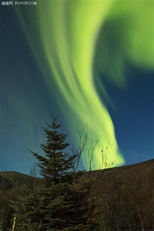 佳能5D4邂逅璀璨挪威极光之旅-极光篇