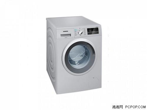 西门子8公斤变频滚筒洗衣机 仅售3688元