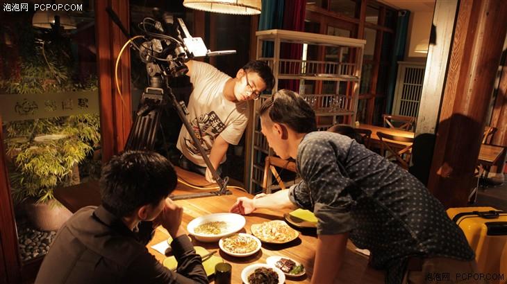 佳能C300拍摄微电影《匿名者》的故事