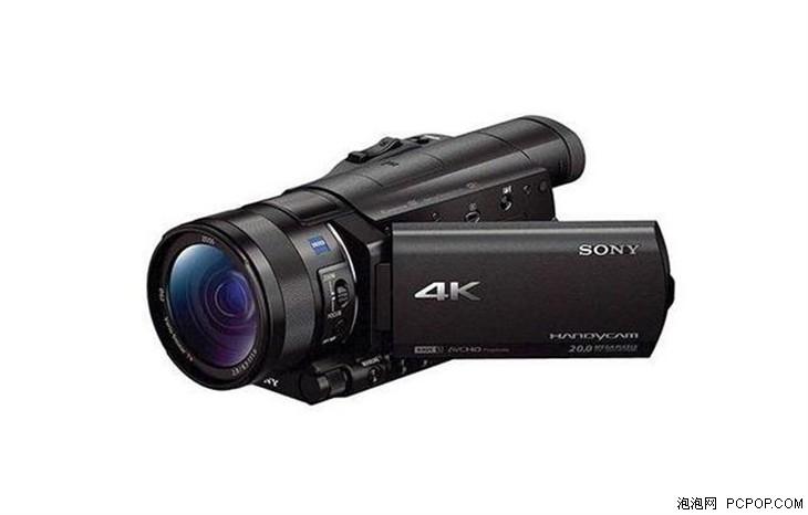 4K画质摄像机 索尼FDR-AX100E现降500