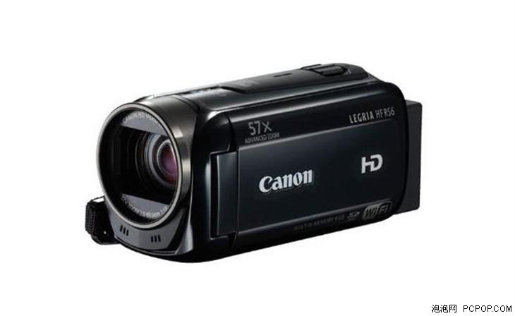 高清小巧摄像机 佳能HF R56现售3399