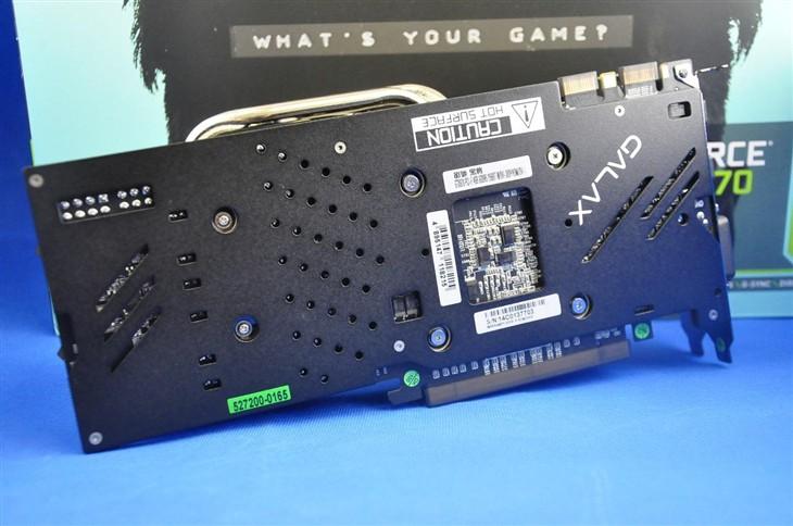 影驰NVIDIA GTX970 黑将热售2499元!