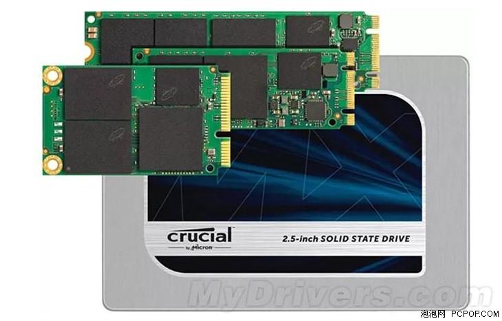 M4雄风再现?美光推廉价SSD 性能不差