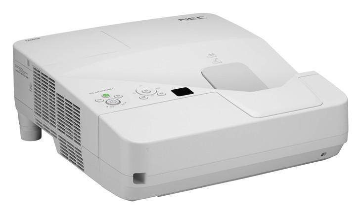 超短焦 新互动 NEC UM系列投影机上市
