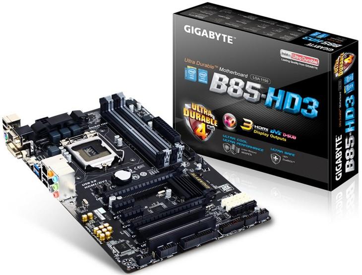 有容乃大技嘉耐久B85-HD3大板售849!