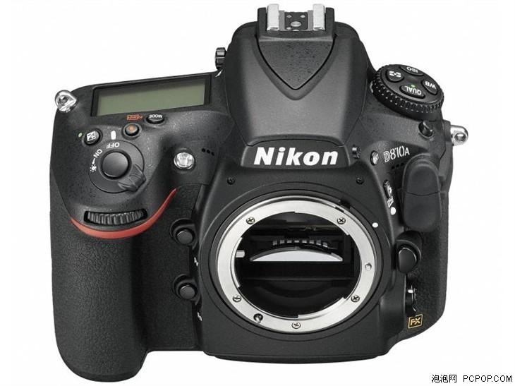 尼康发布用于拍摄天文星云D810A单反