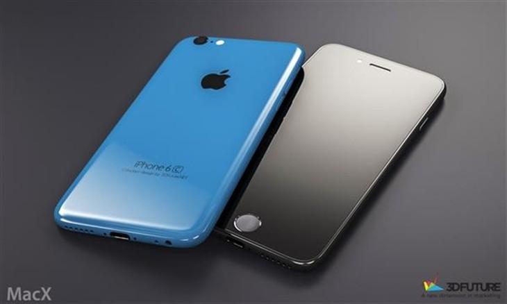 和小米note选哪个?iPhone6c渲染图曝光