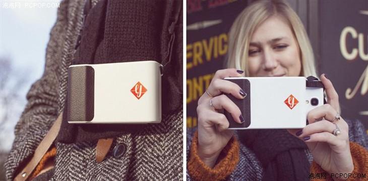 prynt能瞬间把手机变成相机和打印机