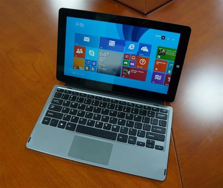 Core M平板笔记本二合一原道W11X曝光