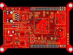 龙芯主板首发纪念版PCB开卖:能刻字