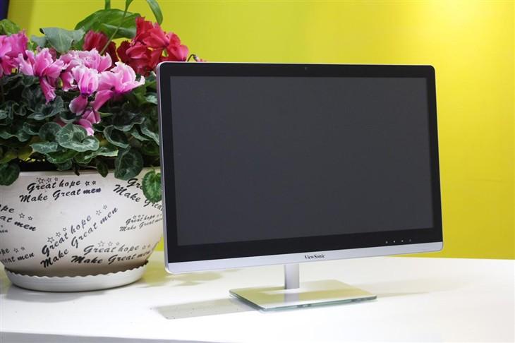智能双跨界 测优派VSD222c显示器AIO