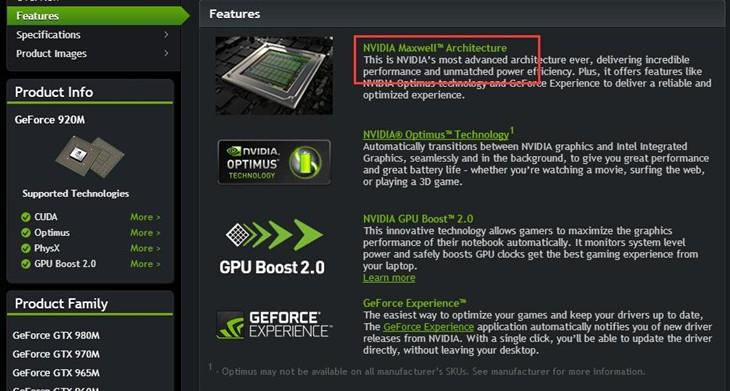 NVIDIA 9系显卡规格解析