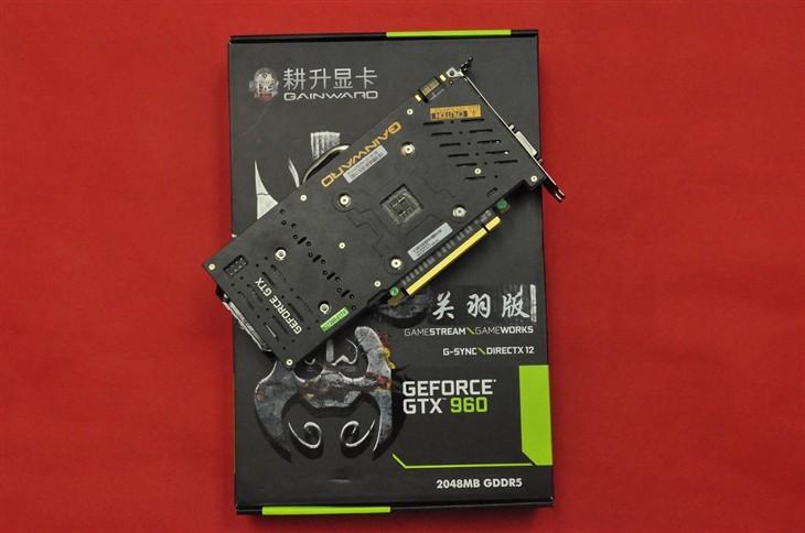 特惠 耕升NVIDIA GTX960关羽售1399元