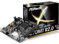 华擎廉价PC平台:小板整合双核9W APU