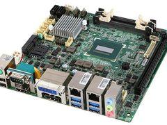 微星发布嵌入式Mini-ITX主板 MS-98G5