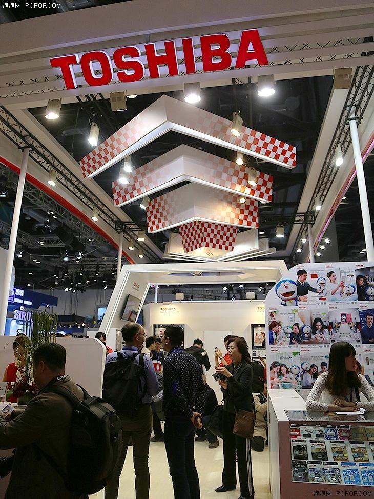 P&E2015展会 东芝存储销售部总监专访