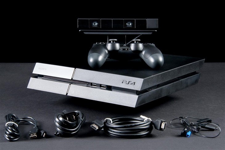 PS4最新销量公布 领先Xbox One一大截