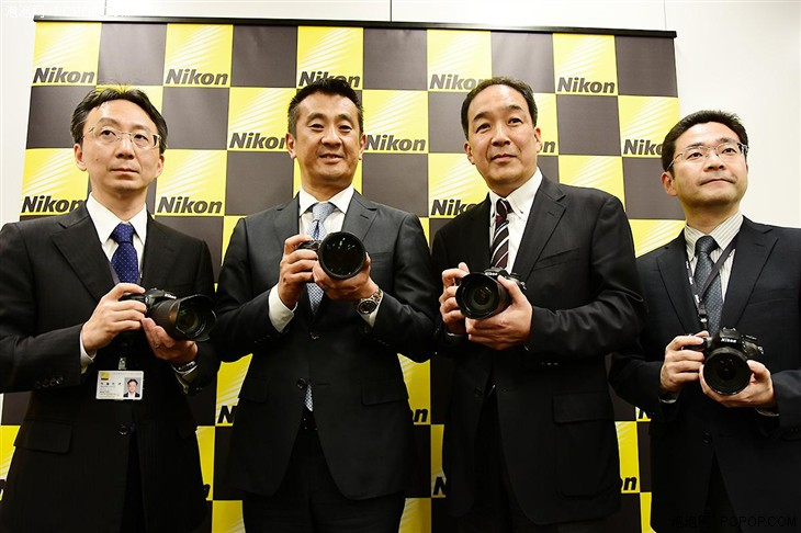 尼康D7200日本之旅 东京总部领导访谈