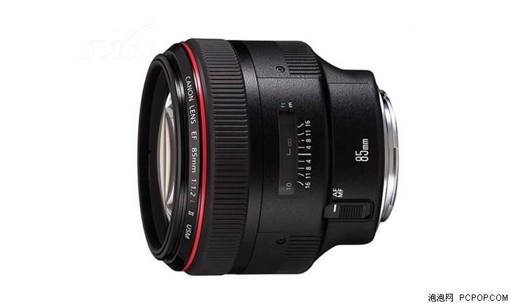 顶级人像定焦头 佳能85mm/f1.2售12980