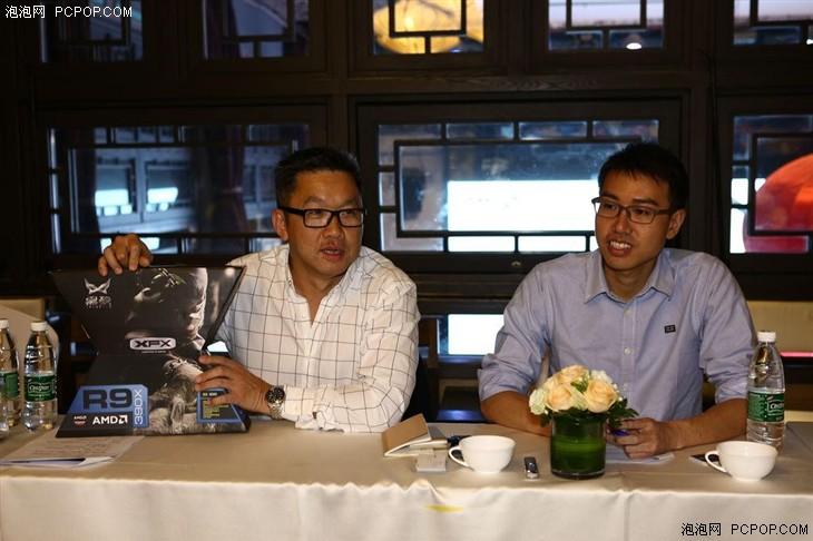 打造有梦想的企业 专访XFX总裁赵亨泰