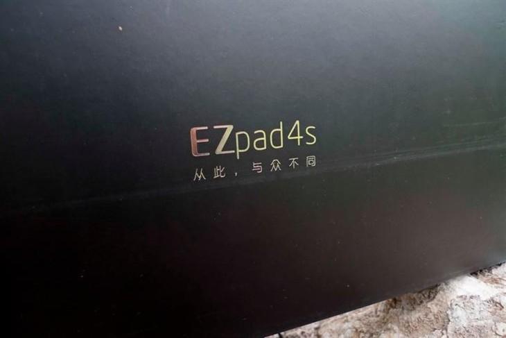 与时尚同行 中柏EZpad4S处处皆不凡!