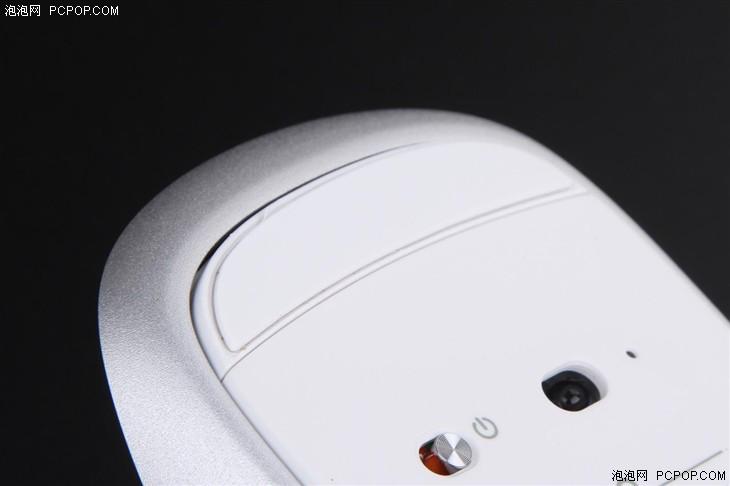 曲悦指尖触控!雷柏 T8无线鼠标测评
