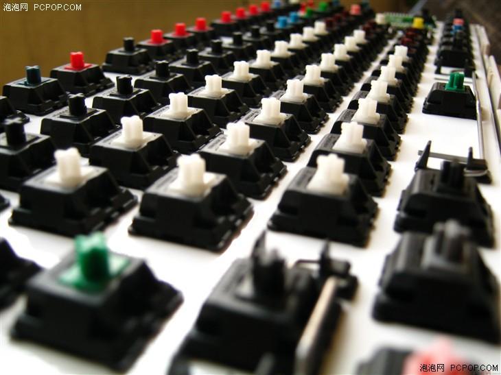 菜鸟必看:机械键盘快速采办入门手册