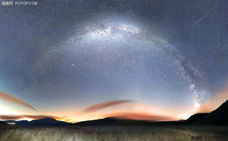 收获宇宙之美 关于星空拍摄的那些技巧
