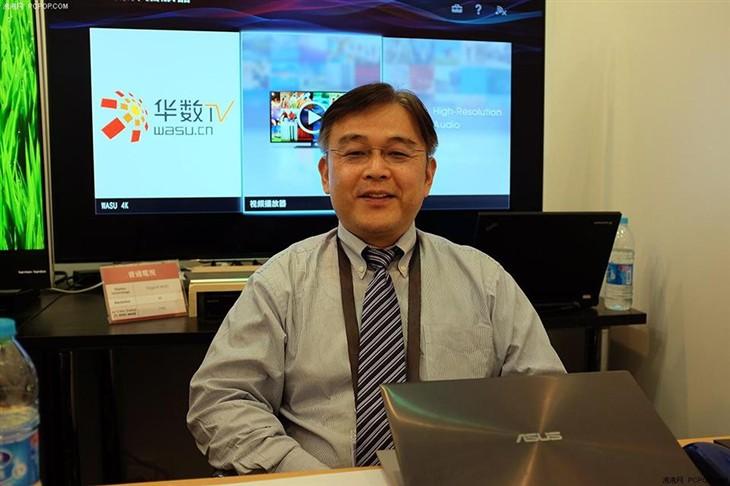 徐中允先生专访:量子点技术引领视界