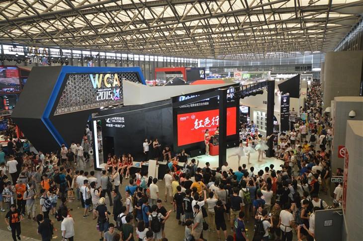 ChinaJoy2015 宁美国度精彩不告别
