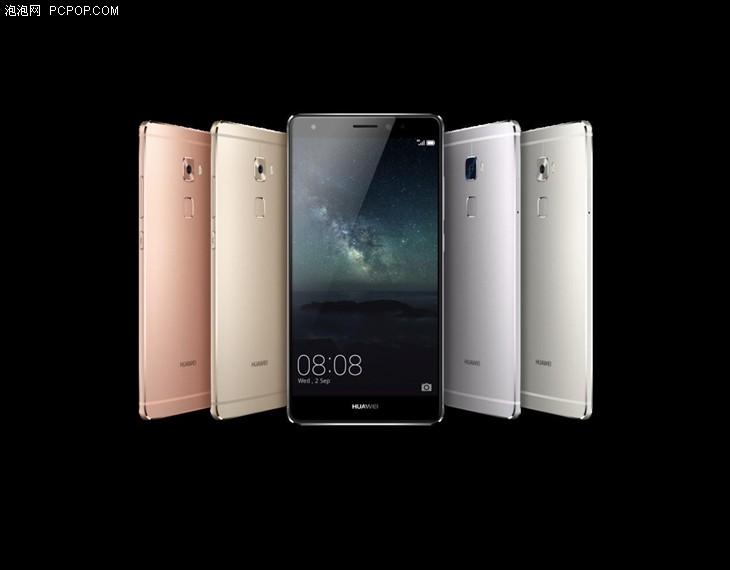 华为发布Mate S手机 引领人机交互新革命